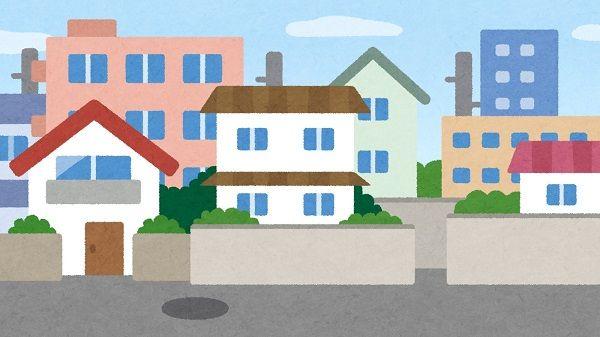 地方の年収400万と都会の年収1000万は同じ生活水準でも家は前者の方が広い?