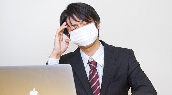 5名中4名がインフルエンザに感染した部署に上司が下した判断