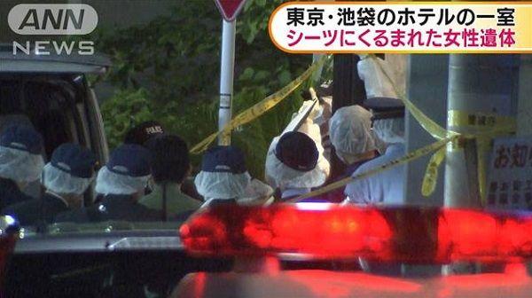 池袋のホテルで圧縮袋に入れられた女性の遺体が見つかった事件に対する専門家の見解