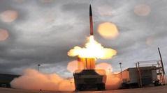韓国、THAAD配備用地決定 中国「必要な措置を断固として講じる」