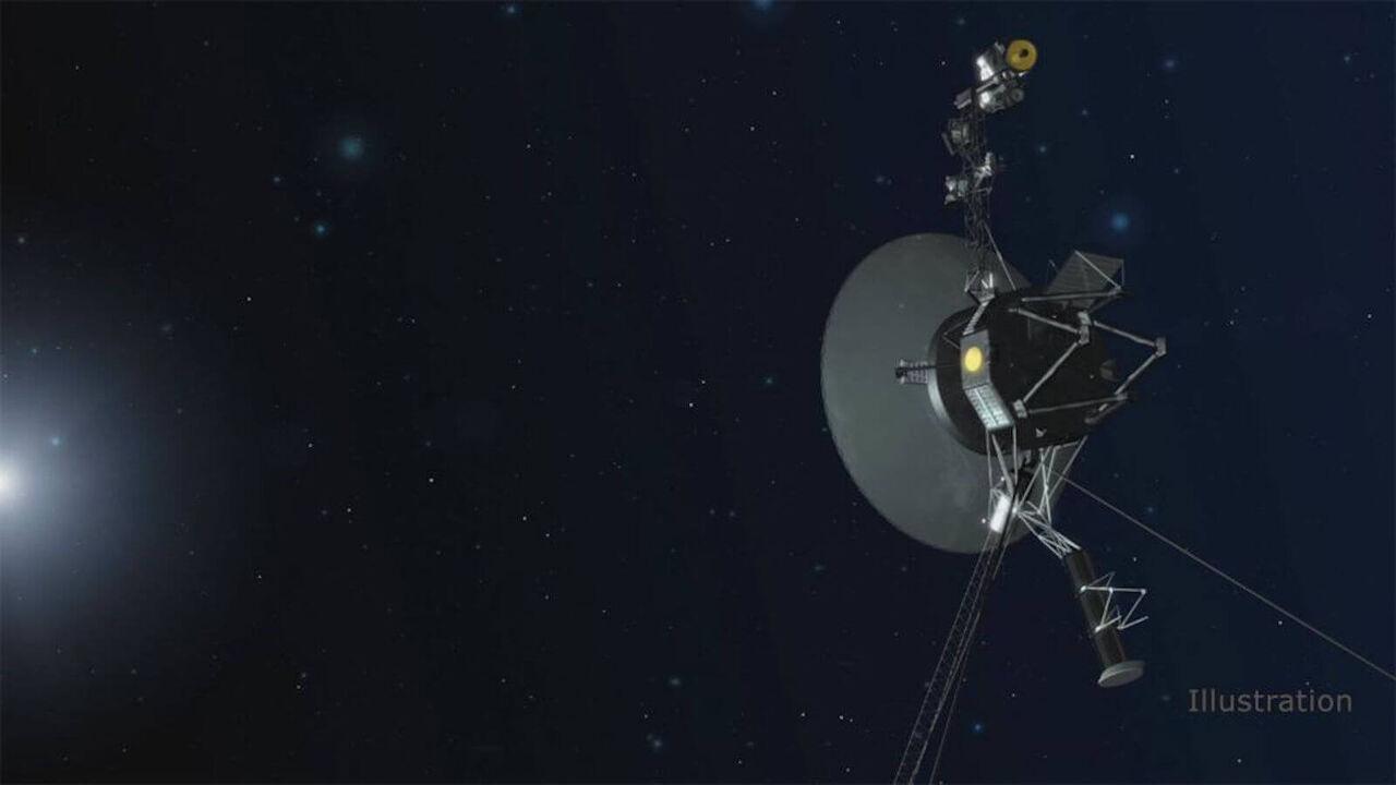 【宇宙】太陽圏外に出たボイジャー探査機、予測運用寿命は後5年
