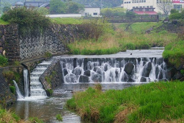 タラタラの滝