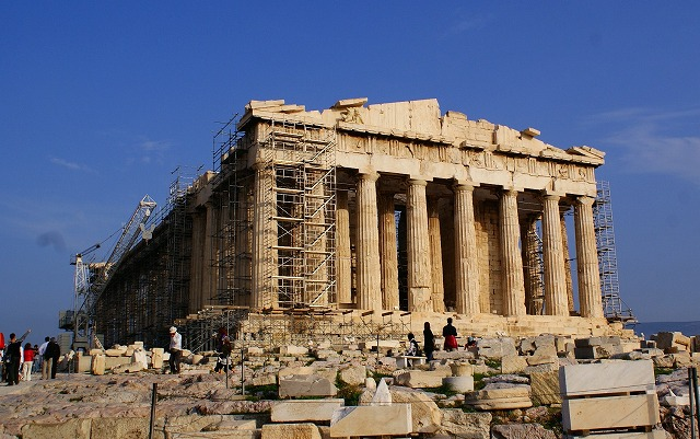 パルテノン神殿の画像 p1_15