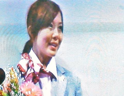 星野純子さん帰国後