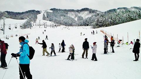 市営スキー場