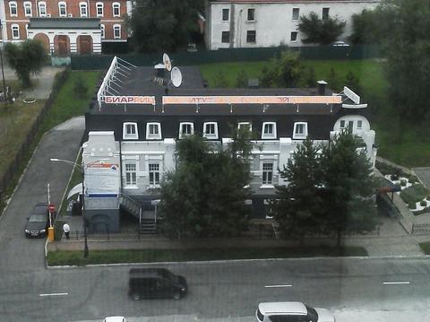 ロシアホテル白夜2建物寄り