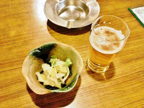 十字路 ビール