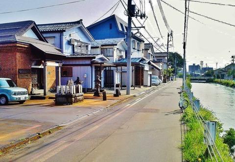 地蔵町福島江