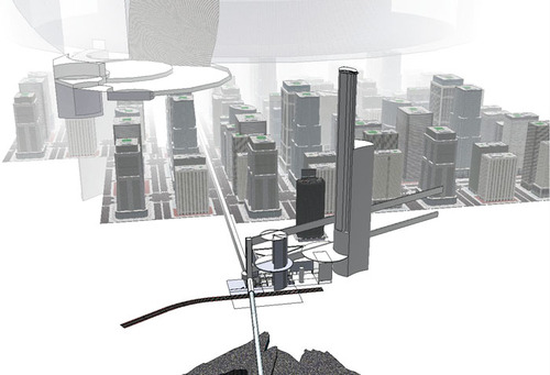 人形都市の全景3