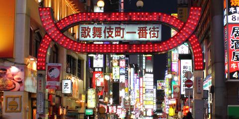 新宿歌舞伎町のホストクラブ体験入店