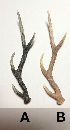 定番鹿の角