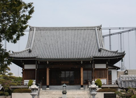 正福寺・八重桜10
