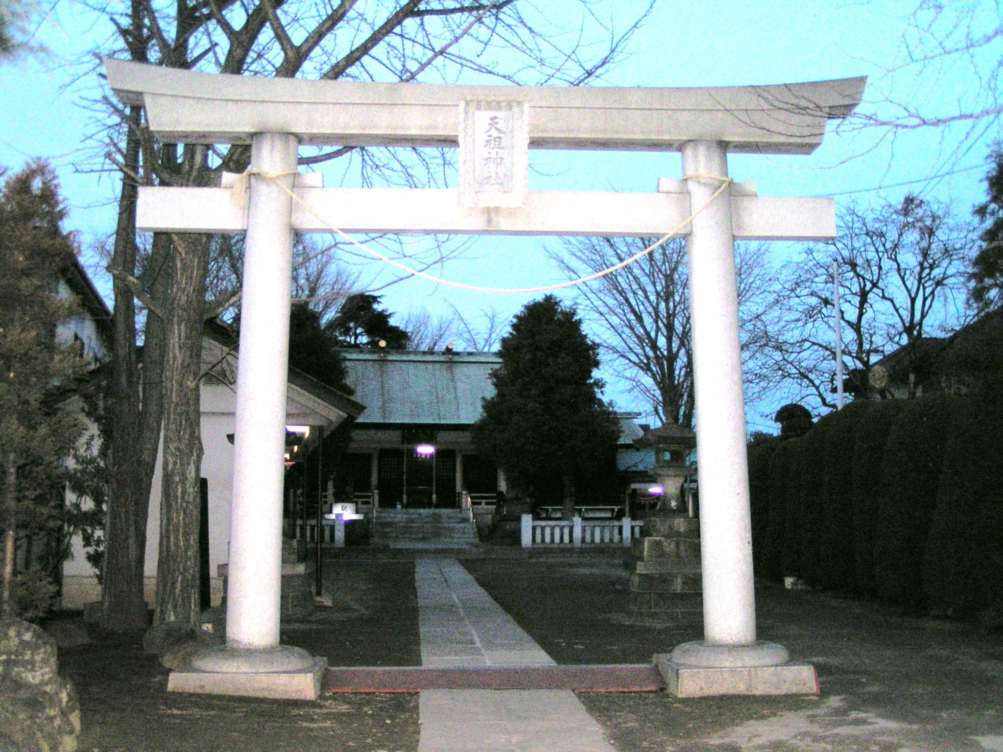 新小岩天祖神社
