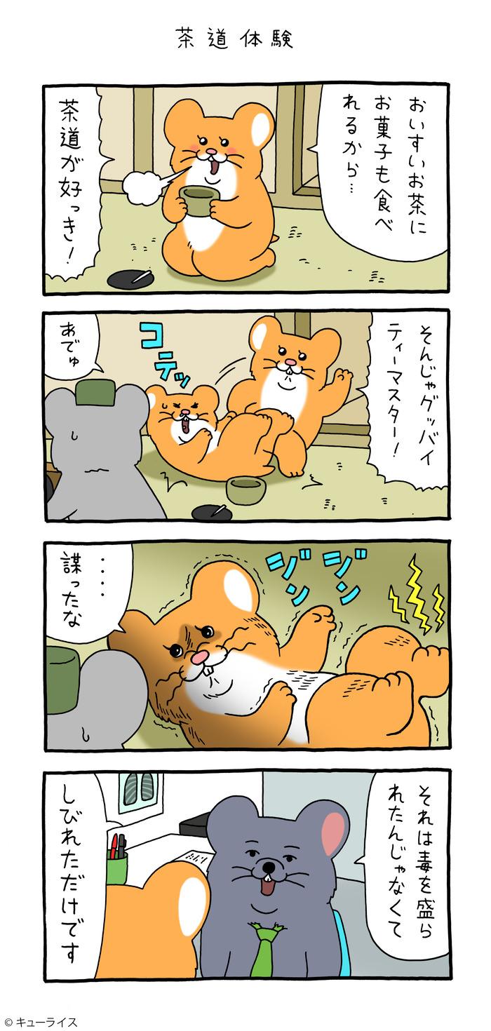 スキネズミ 茶道体験 のコピー