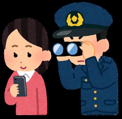 smartphone_nozoki_police_japan