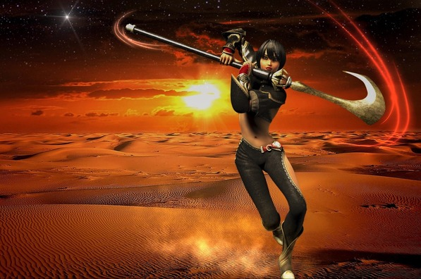 warrior-1056727_960_720