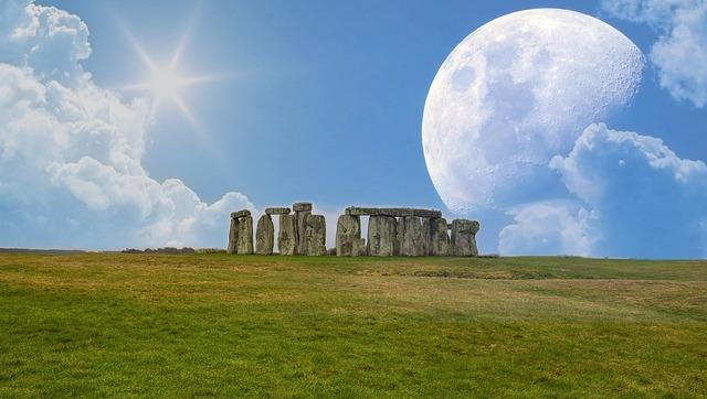 stonehenge-2294032_960_720