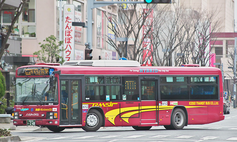 トランジット バス 京成
