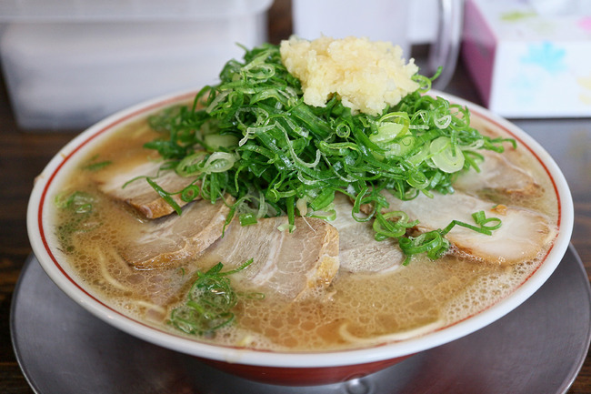 12チャーシュー麺大盛りニンニク増しIMG_5562