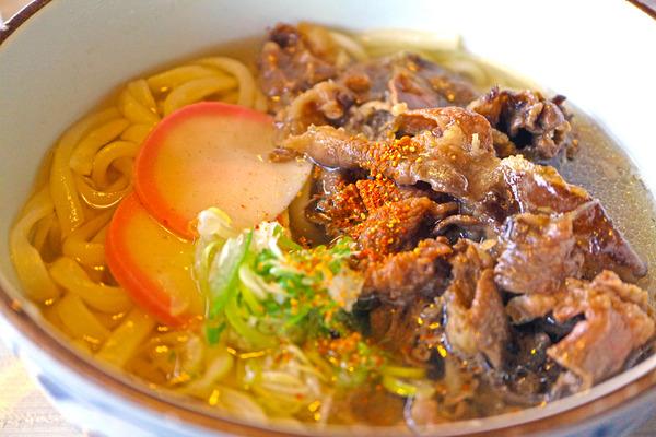 12肉うどん�IMG_4923