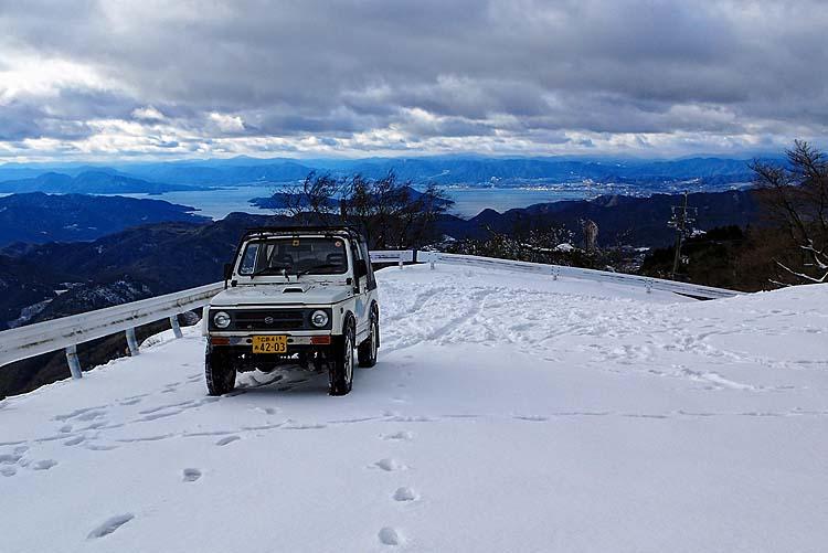 75灰ヶ峰から広島方面を望むP2080153