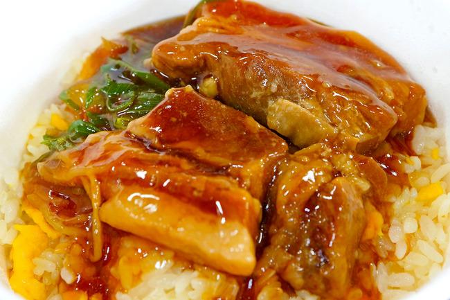 12豚角煮チャーハン(税込550円)IMG_5695