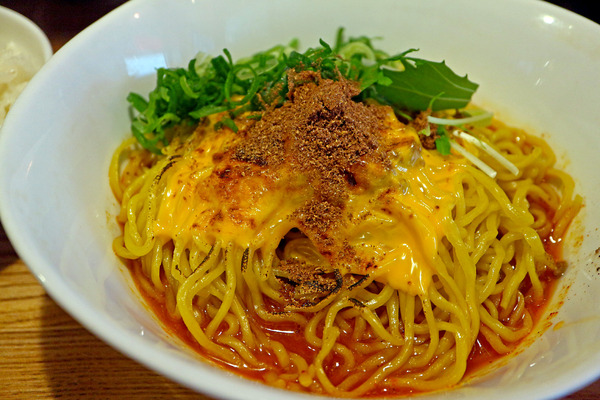 12汁なし担々麺IMG_4121