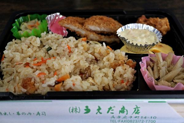15炊き込みご飯弁当IMG_9068