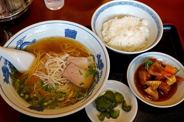 12中華そば定食IMG_2054
