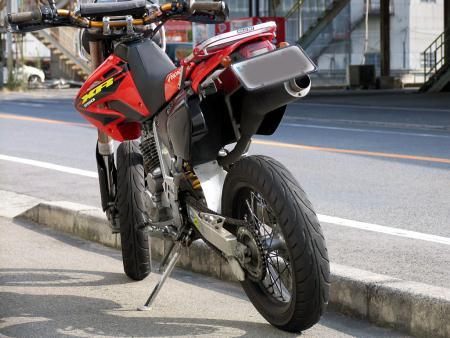 M氏バイク