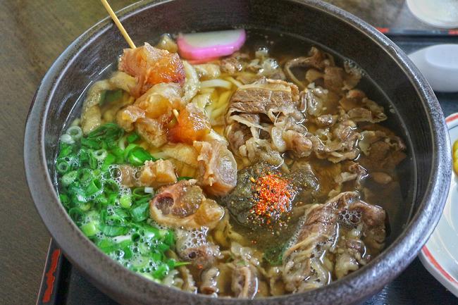 12肉スジうどんIMG_5870