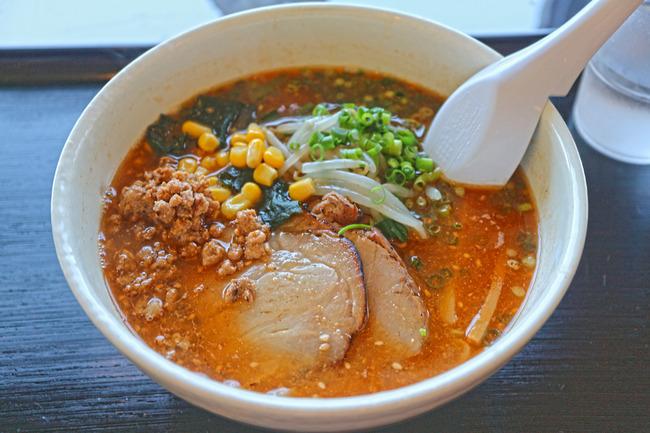 12煮干味噌ラーメンIMG_5797