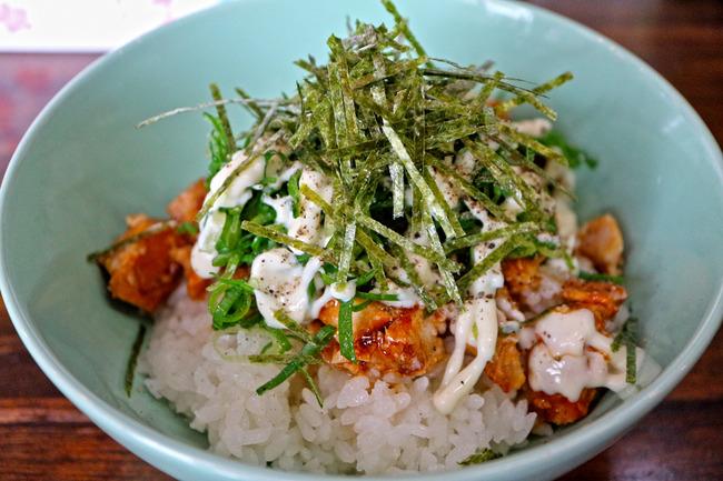 12ネギマヨチャーシュー丼IMG_4960