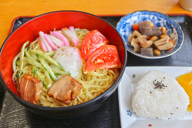 12冷麺セットIMG_5859