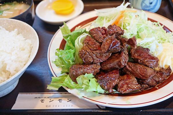 12焼肉定食IMG_2425