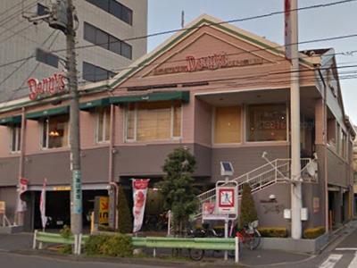 デニーズ東浅草店の外観画像