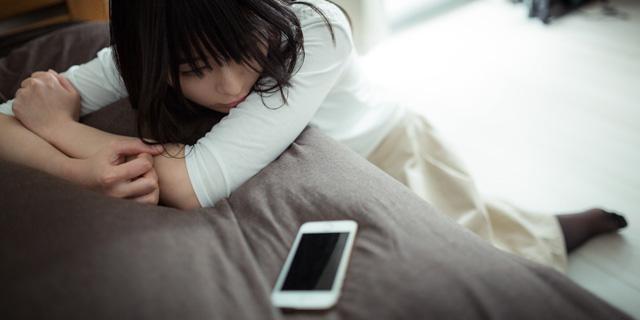 匿名掲示板サイトと付き合うのをやめた女の子