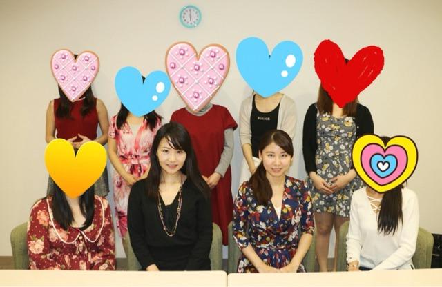 日本風俗女子サポート協会のメンバー写真