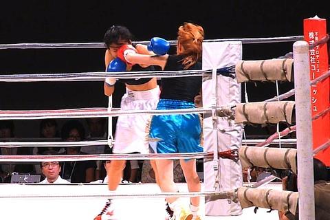 森貴世佳 vs 山本和香奈5-3