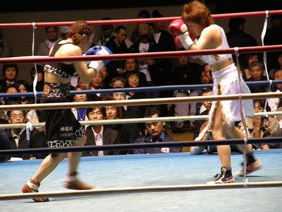 宮尾綾香 vs 相川周子