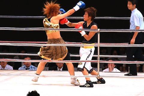 玉森麻保 vs 武本明菜a-2