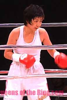 田中奈浦子選手