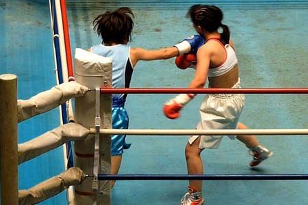 野口智代 vs 上田千穂-3
