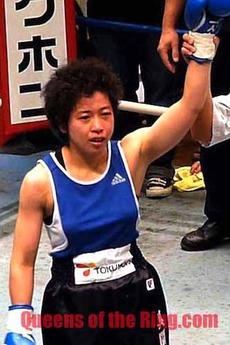 小笠原恵子選手
