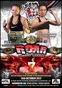 Roar Combat League7
