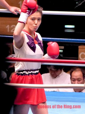 郷司利也子選手