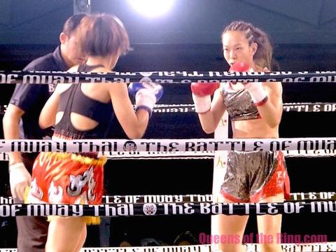 田丸茜 VS TAMA2