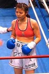 キム・ジユン選手