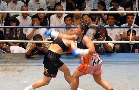 山口直子 vs ペットサイルーン