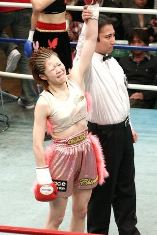 斉藤ちなつ選手